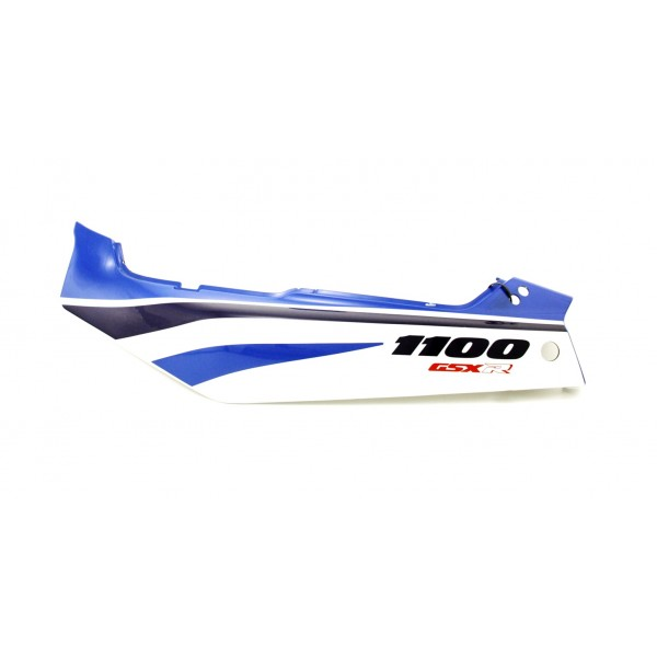 Fairing Rear left GSX-R1100 1991 White / Blue