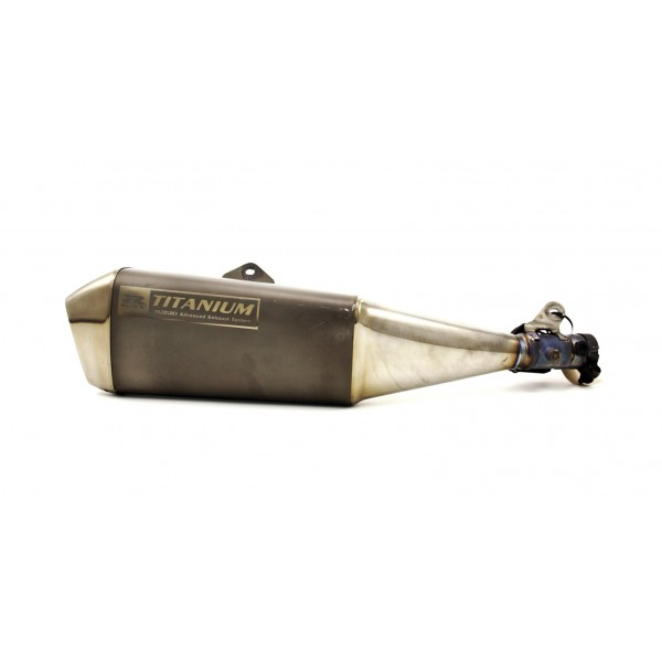 Exhaust Muffler GSX-R1000 2005 Grey