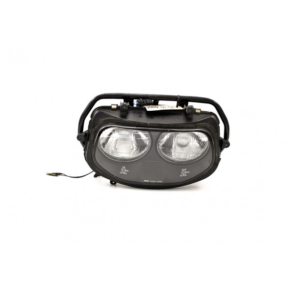 Headlight Including headlight frame GSX-R 750/1100 Black