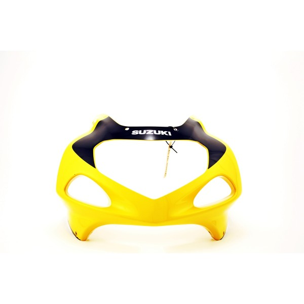 Top cowling Upper GSX-R750 2001 Yellow / Black