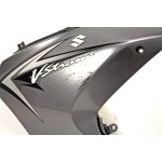 Fairing Side left DL650V-Strom 2004 Grey / White / Black