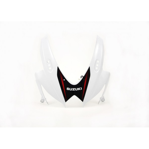 Fairing Upper GSX-R600 2008 White / Black