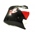 Fairing Bottom left GSX-R1100 1986 Black / Red / White