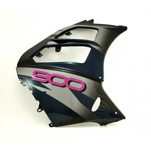 Fairing Side right RF900R 1996 Blue / Grey / Purple