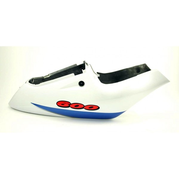 Fairing Rear GSX-R600 SRAD 1996 White / Red / Blue
