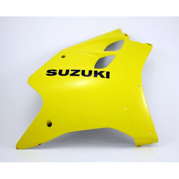 Fairing Side right GSX-R1100W 1993 Yellow / Black