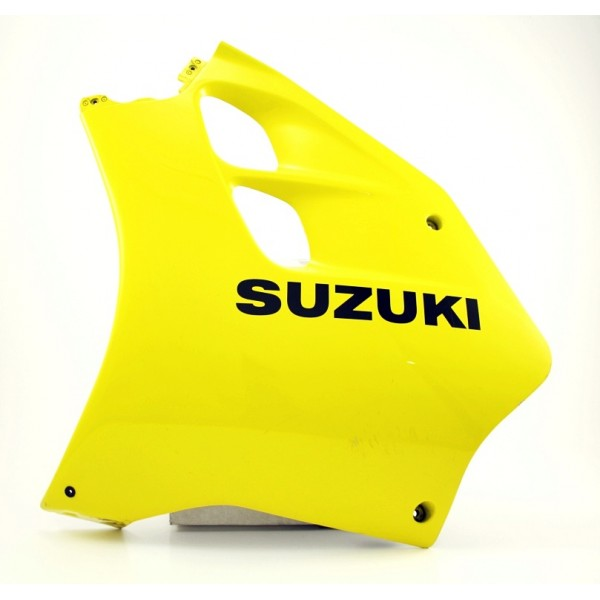 Fairing Side left GSX-R1100W 1993 Yellow / Black