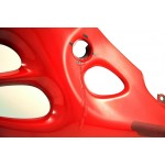 Fairing Side Left GSX600F 1998 Red