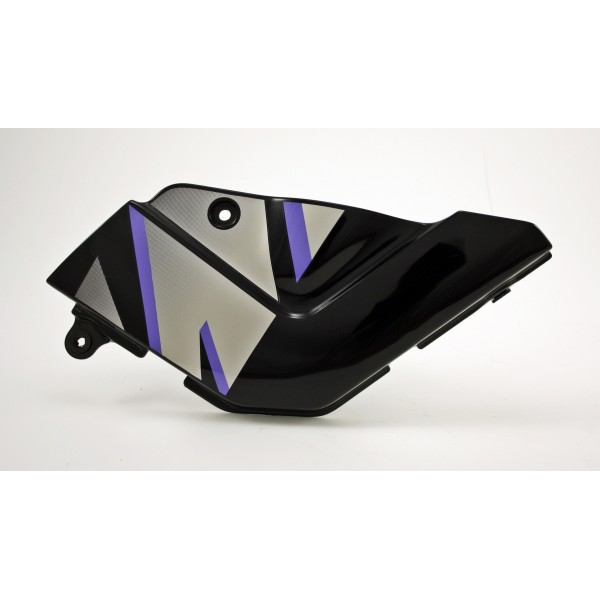 Fairing  Frame cover left GSX-R1100 1994 Black / Grey / Purple
