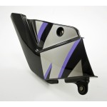 Fairing Frame cover right GSX-R1100 1994 Black / Grey / Purple