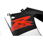 Fairing Side left GSX-R750 SRAD 1997 Black / Grey / Red