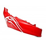 Fairing Rear left GSX-R 750/1100 Red / White