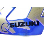 Fairing Side right GSX600F 1993 Blue / Grey / Purple