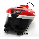 Gas Tank GSX-R1100 1989 Red / Black