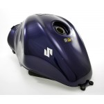 Gas Tank GSX1300R HAYABUSA 2008 Blue / Grey / Black