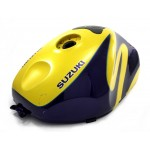 Gas Tank GSX-R600 SRAD 1996 Yellow / Purple
