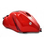 Gas Tank GSX1300R HAYABUSA 2008 Orange / Red / Black